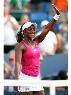 Sloane Stephens' tips for keeping your cool under pressure!