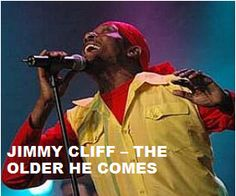 TODAY (April 1) Mr.James Chambers a.k.a. Jimmy Cliff is 66.  Happy Birthday Sir. To watch his 'VIDEO PORTRAIT'  'Jimmy Cliff  - Older He Comes' in a large format, to hear  'YOUR BEST OF Jimmy Cliff' on Spotify, go to >>http://go.rvj.pm/9m