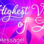 The Highest Vibration of Love