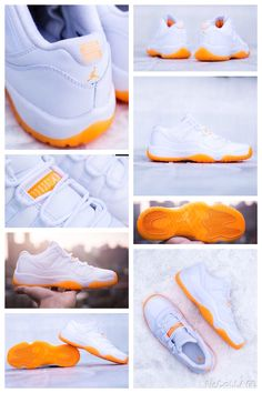 brand new 2ad62 6ab92 Air Jordan 11 Citrus GS