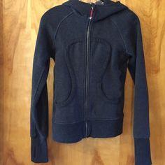 Lululemon Muladhara hoodie - limited addition. Like new condition. Charcoal grey. Medium weight. Price Drop. lululemon athletica Tops Sweatshirts & Hoodies