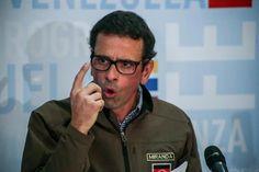 """¡NO GUSTARÁ A NICOLÁS! Los 8 datos que evidencian el """"legado"""" del chavismo, según Capriles - http://wp.me/p7GFvM-D5p"""