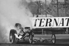 Vintage Drag Racing - Dragster - Winternationals - Pomona