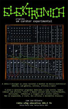 Flyer 03 - Moog synthesizer