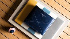 Snap Wallet / Ocean by hard graft