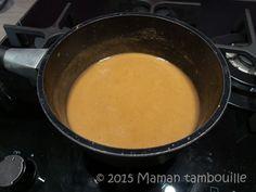 Une sauce asiatique pour accompagner plein de plats différents: du poulet, des crevettes, des légumes ... Elle est faite à base de beurre de cacahuètes, épices ... Pas compliquée à faire, elle se conserve plusieurs jours au frais.