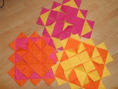 AGATA ARTystycznie: Kolorowy zawrót głowy - poduszki