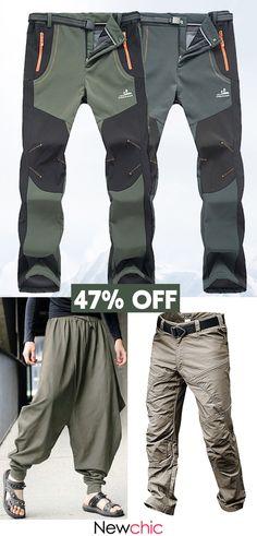 Soft Comfy Men's Pants. #menswear #mensfashion #casual