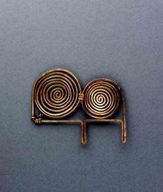 Alexander Calder, Two Spirals