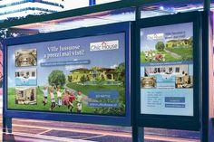 Creazione di un cartellone e manifesto pubblicitario.