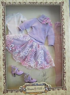 """""""Longing For Lilies"""" Outfit from """"Wilde in Texas"""" Event 2014 - Signed"""