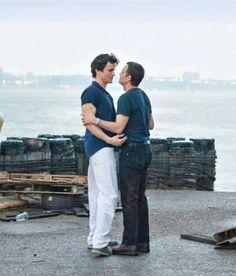 The Normal Heart The Normal Heart, Cute Gay Couples, Mark Ruffalo, Matt Bomer, Actors, Couple Photos, Celebrities, Vogue, Twitter