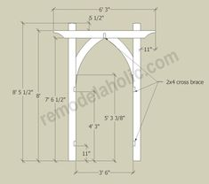 Pergola For Car Parking Wooden Arbor, Wooden Garden, Metal Arbor, Pergola Plans, Diy Pergola, Wedding Pergola, Garage Pergola, Outdoor Pergola, Pergola Shade