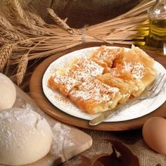 Bougatsa - A delicacy with interesting history going back to Byzantium - In English