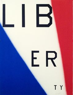 Ed Ruscha | Liberty (2011), Available for Sale | Artsy