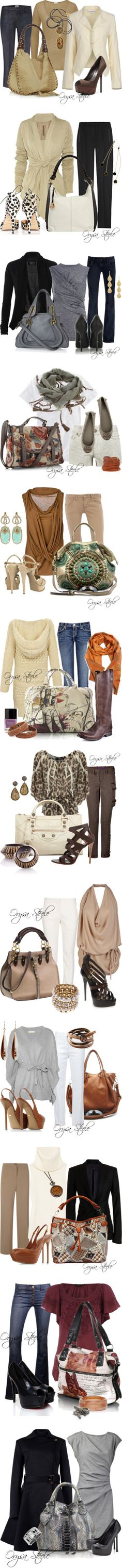 Great Looks for Fall