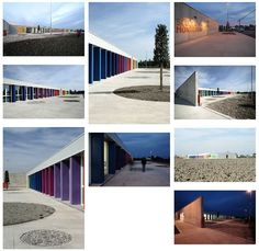 School building MADE IN 50 DAYS for the earthquake emergency in Emilia Romagna, Italy