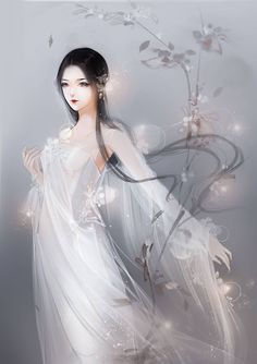 Page 2 Read 👸 from the story Ảnh đẹp by with 859 reads. Fantasy Art Women, Fantasy Girl, Ancient Beauty, Ancient Art, Manga Girl, Anime Art Girl, Chica Fantasy, Painting Of Girl, Beautiful Anime Girl