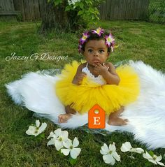 Yellow Tutu - Yellow Newborn Tutu - Adult Yellow Tutu - Yellow Toddler Tutu - Yellow Flower Girl Tutu - Sunflower Tutu