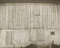 Charles Sheeler: Side of a White Barn (1917)