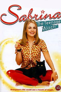 Sabrina the Teenage Witch- one of my favorite childhood shows.