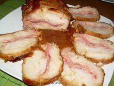 Lomo Relleno de Jamón y Queso Te enseñamos a cocinar recetas fáciles cómo la receta de Lomo Relleno de Jamón y Queso y muchas otras recetas de cocina..