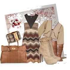 """Missoni Dress"" by fashionmonkey1 on Polyvore"