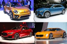 Best Concepts at the 2014 Detroit Auto Show Photo Gallery - Motor Trend