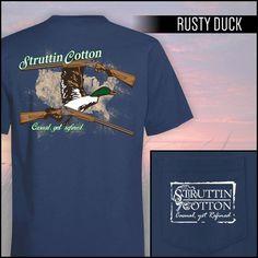 Rusty Duck Perfect Pocket SS Tee