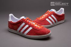 save off 72f52 1c208 Outlet Adidas Originals Gazelle OG - InfraredWhiteGold,Dont regret  ,thats modern sneakers hot style with off is here.