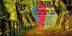 """Vicenza, """"Itinerari Letterari"""" a Monte Berico"""