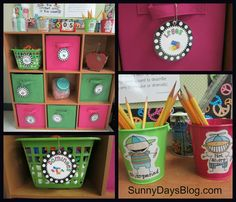 """some cute """"back to school""""activities and open house ideas"""