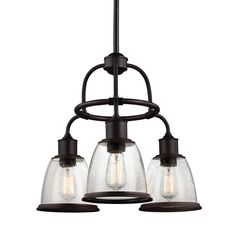 The Piers Chandelier - Barn Light Electric Co.