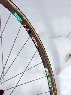 1988 Andy Hampsten - Gavia, Giro dItalia wheels 7-11