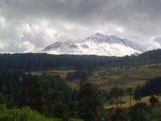 Nevado de Toluca en San Miguel Zinacantepec, México