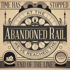 Weer op het juiste spoor en klaar voor vertrek... http://playtwo.do/ts #twodots #playbeautifully