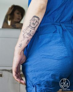 Photo by Taufiq Hosen for Some Quality Meat Tattoo Inspiration www.somequalitymeat.com