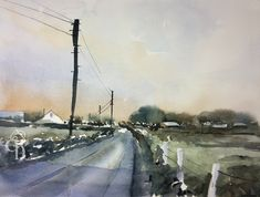 Cold,Windy and wet in Claire Hill walking County. saunders waterford qrt sheet 140 lb not  #Falcarragh #Donegal #stCMill #saunderswaterford