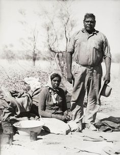 In 1957 the first Aboriginal Australians to be granted full citizenship were Albert Namatjira and his wife Rubina. It's sad that despite all the rhetoric and his considerable fame and fortune, they. Aboriginal Culture, Aboriginal Artists, Aboriginal People, Australian Aboriginal History, Australian Artists, Australian Painting, We Are The World, People Of The World, Australian Aboriginals