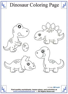 Dinosaur Coloring Pages for Kids. 20 Dinosaur Coloring Pages for Kids. Coloring Pages Dinosaur Coloring Book Printable Millie Dinosaur Coloring Pages, Coloring Pages For Boys, Alphabet Coloring Pages, Animal Coloring Pages, Coloring Pages To Print, Coloring Book Pages, Printable Coloring Pages, Dinosaur Worksheets, Dinosaur Printables