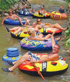 For those lucky enough to discover Long Pine and Hidden Paradise, it is paradise found. Tubin' in Nebraska!