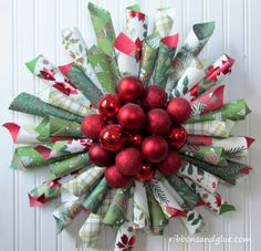 Christmas Paper Cone