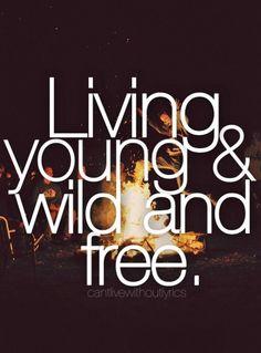 Young and Wild & Free- Wiz Khalifa & Snoop Dogg