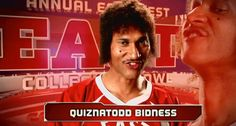 Key & Peele's sequel to college football player names bit (