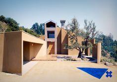 Eugene Kupper /// Harry Nilsson House /// Bel Air, California, USA /// 1976-1978