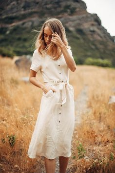 Modest and stylish dresses for every occasion. Whether looking for nursing friendly dresses or long maxi dresses for fall, we've got it all.