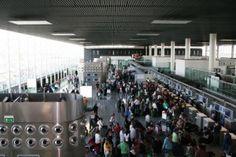 In aeroporto Catania solo con biglietto