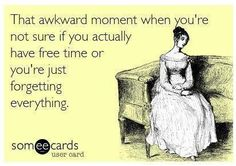 I seriously struggle with this on a daily basis lol!! I'm not alone!!