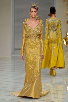 Paris Haute Couture S/S 2016 #Gou Pei
