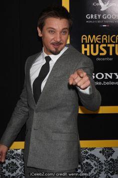 Jeremy Renner  American Hustle New York Premiere http://www.icelebz.com/events/american_hustle_new_york_premiere/